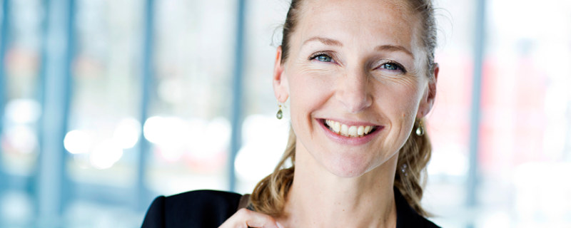Leadership Outside Of The Comfort Zone - Portrait of Anne Gronbjerg