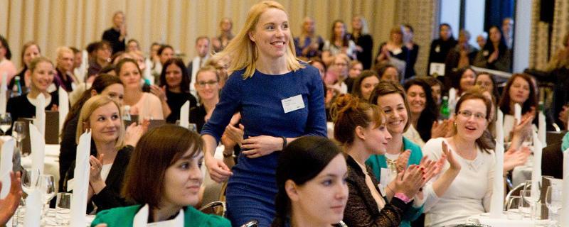 Ein Contest bringt weibliche Führgungskräfte nach vorn und zusammen - PANDA Women Leadership Contest