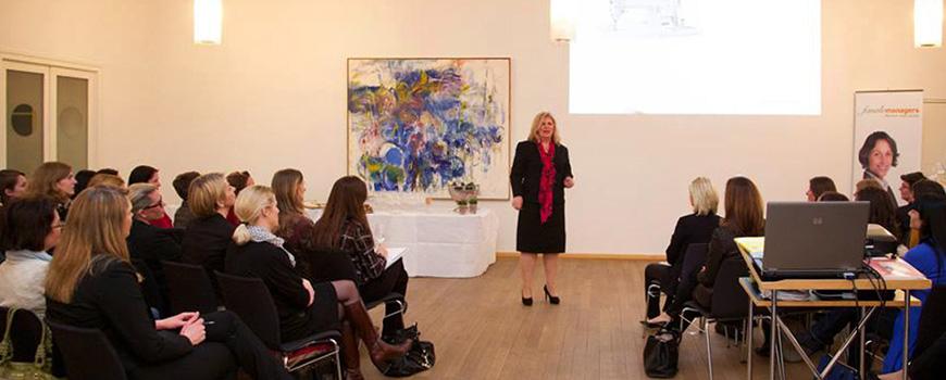 Vortrag von Monika Scheddin