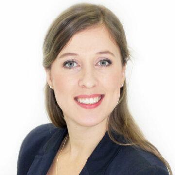 Cosima Kienzle, Career Consultant bei femalemanagers