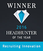 Winners of the Headhunter of the Year Award