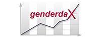 Partnerlogo von Genderdax