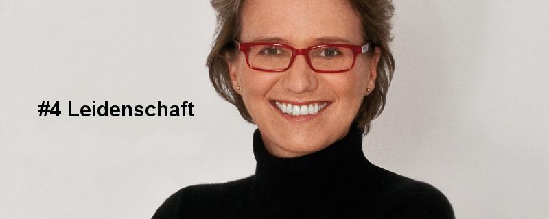 Die Kraft der Leidenschaft - Foto der Trainerin für modernes Leadership Kerstin Plehwe