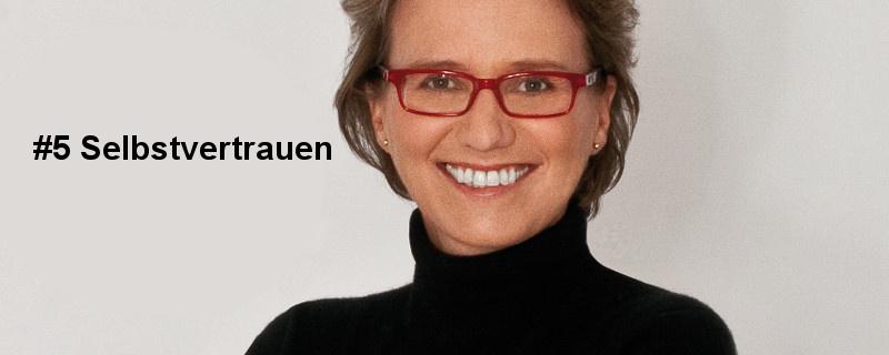 Energiequelle Selbstvertrauen - Portrait Kerstin Plehwe